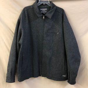 Abercrombie & Fitch wool jacket
